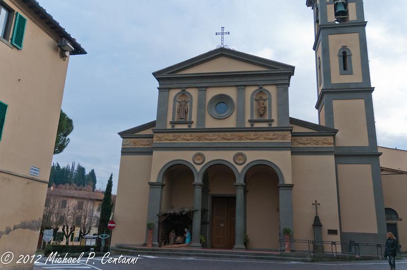 Chiesa di Santa Croce a Greve