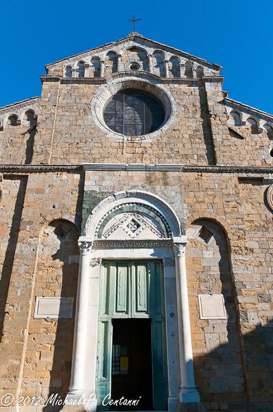 The Duomo, Volterra
