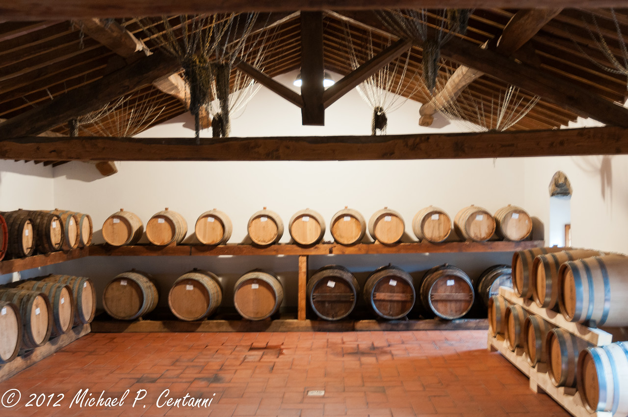 Castello di Volpaia, Radda in Chianti<br /> Vin Santo