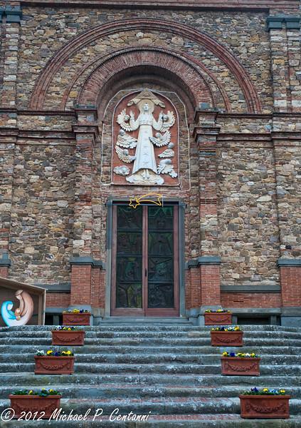 Santa Maria Assunta, Panzano