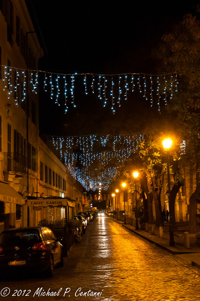 Christmastime in Rome