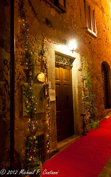 Christmas in Montepulciano