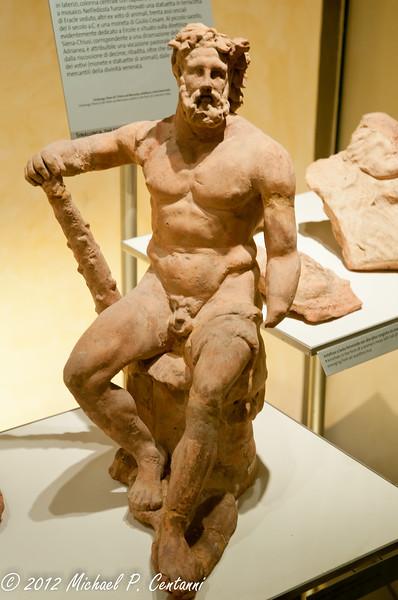 Estruscan Museum, Cortona