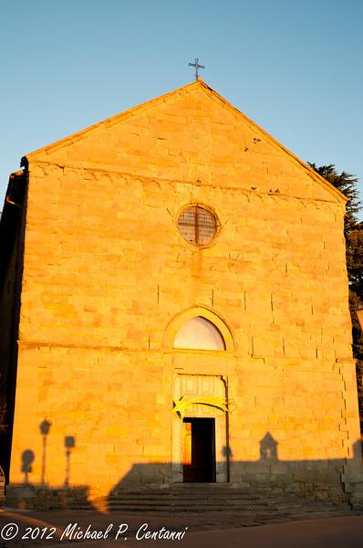 San Domenico, Cortona