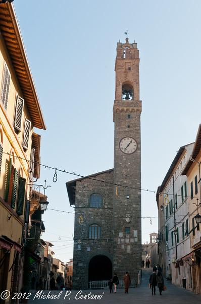 Piazza Comunale, Montalcino