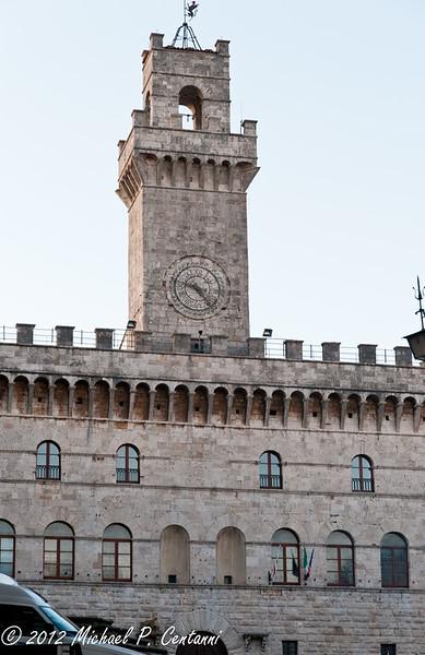 Palazzo Comunale in Montepulciano