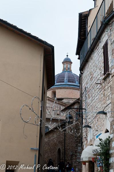 Dome of San Rufino, Assisi