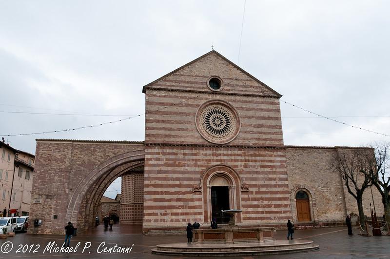 Basilica of St Clare