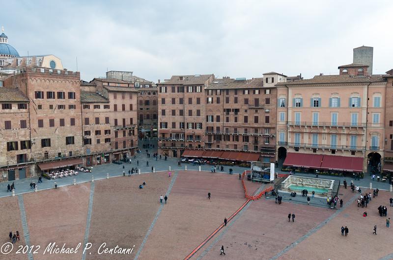 Il Campo - Siena