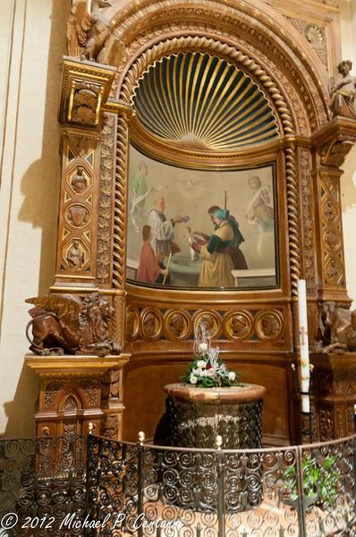 Inside San Rufino