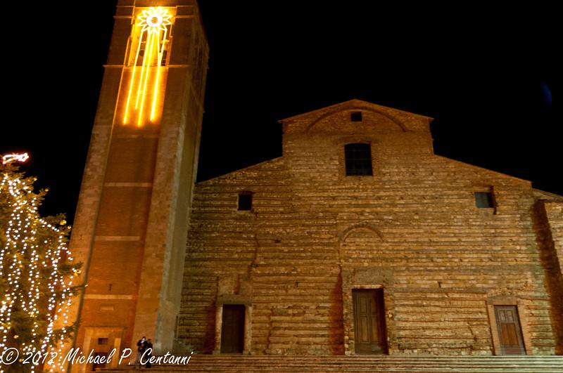 Duomo on the Piazza Grande, Montepulciano