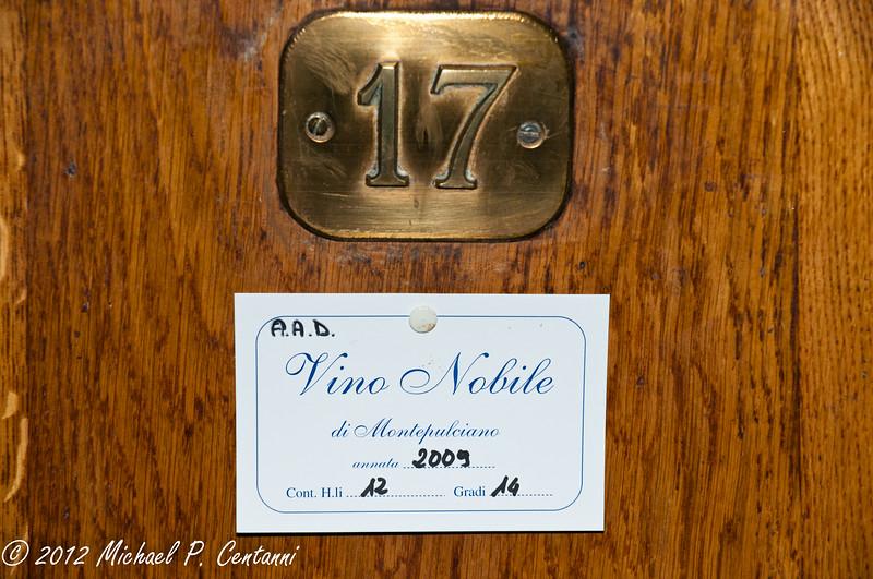"Vino Nobile di Montepulciano - ""The Best"""