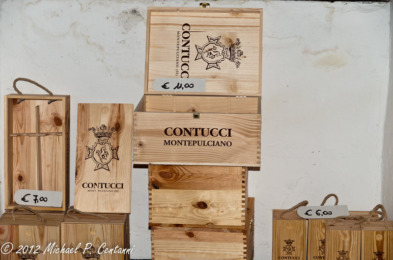 At Cantine Contucci