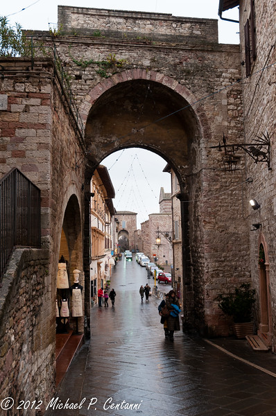 Porta San Francesco, Assisi