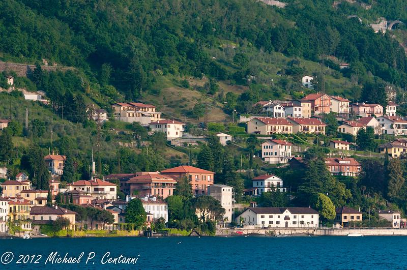 Menaggio - across the lake from Varenna
