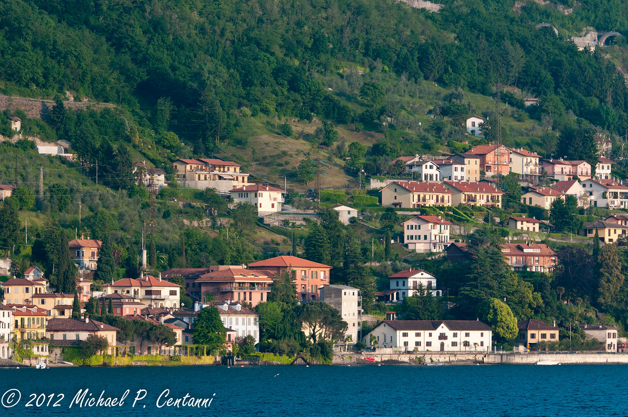 Menaggio - across the lake from Varenna