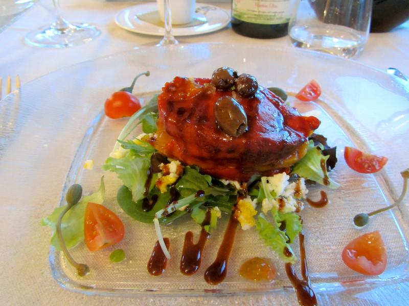 insalata di coniglio