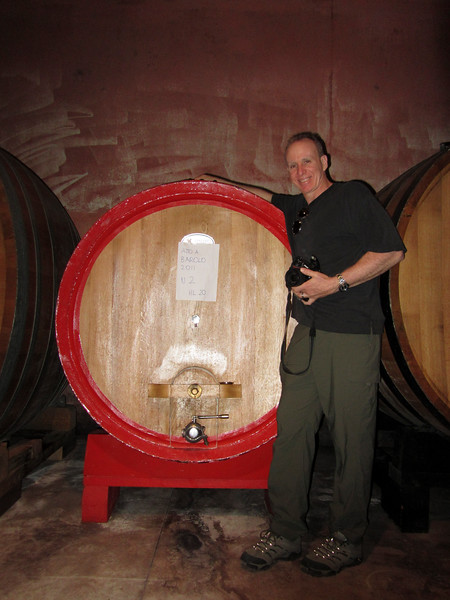 Cellars of Eugenio Bocchino