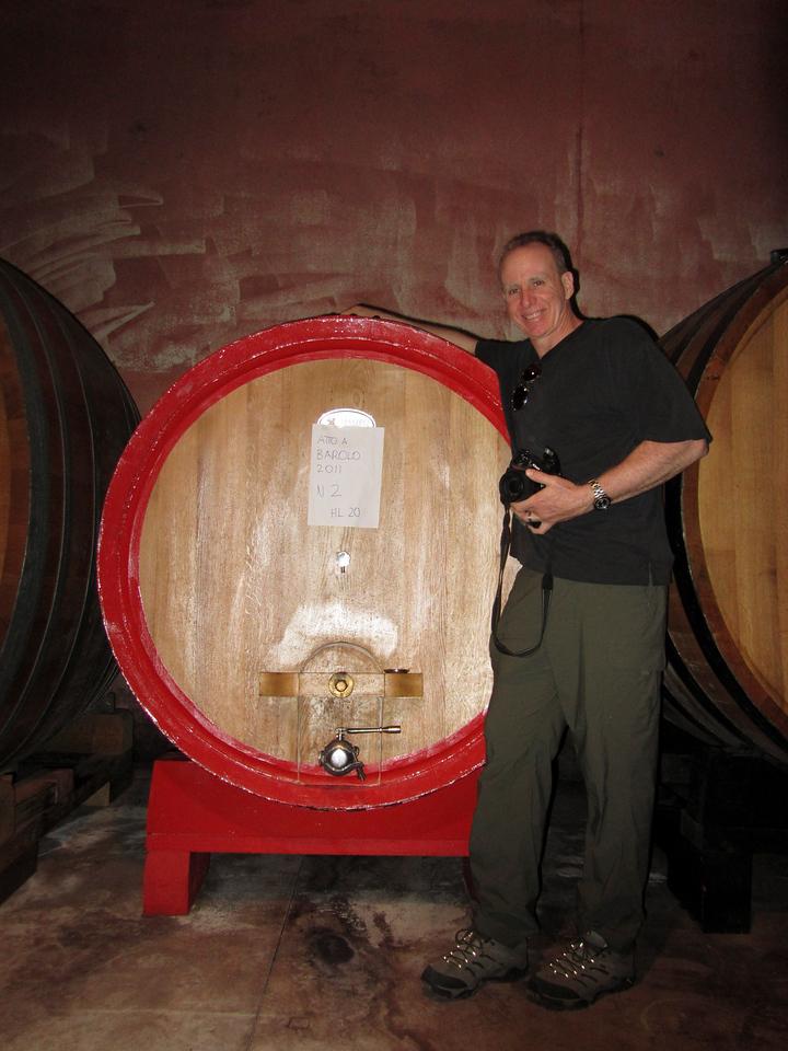 Cellars of Eugenio Bocchino