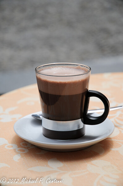 The most amazing hot chocolate ever!