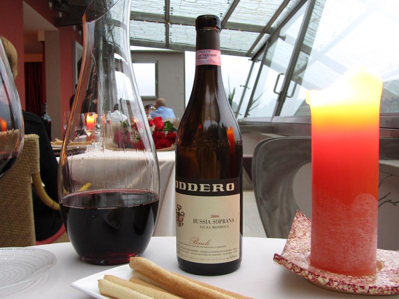 One of Oddero's best - Barolo Bussia Soprano Vigna Mondoca