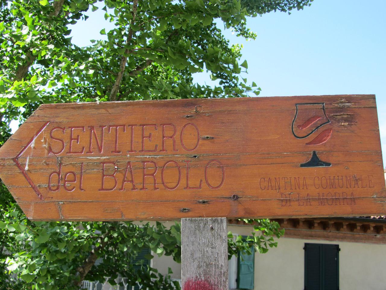 the Barolo Path