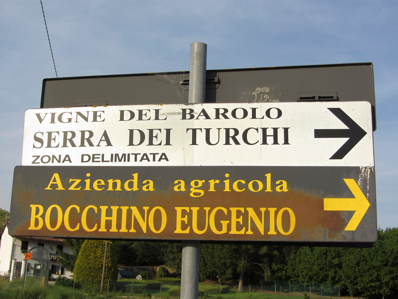 Eugenio Bocchino - producers of Barolo, Nebbiolo, Barbera, Dolcetto & a Langhe Rosso (Tom!)