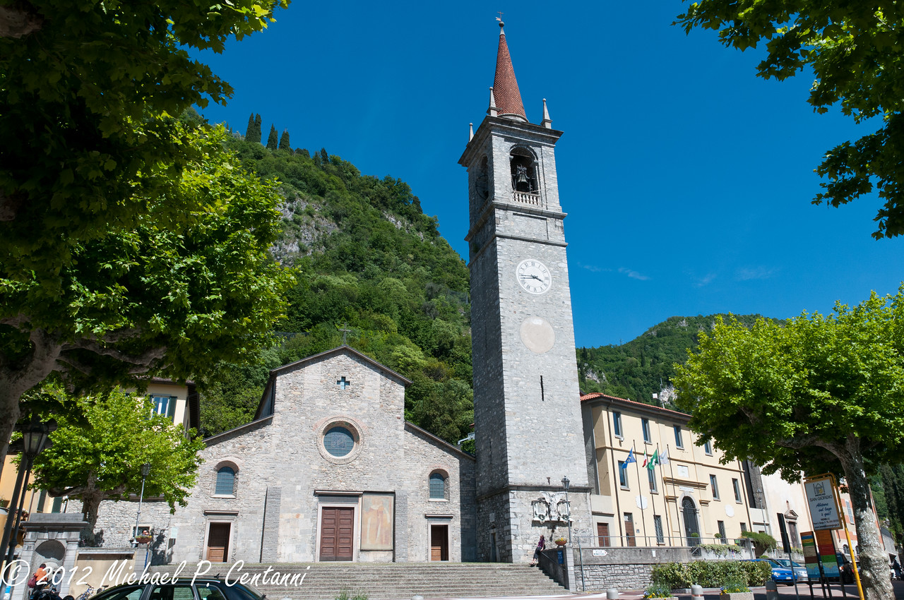 Chiesa di San Giorgio, Varenna