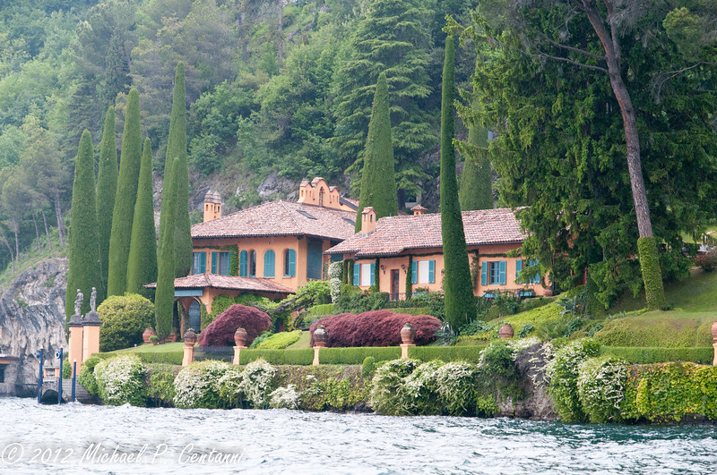 Villa Balbianello - only 10,000 euro per day!!!  But it does include a private chef!