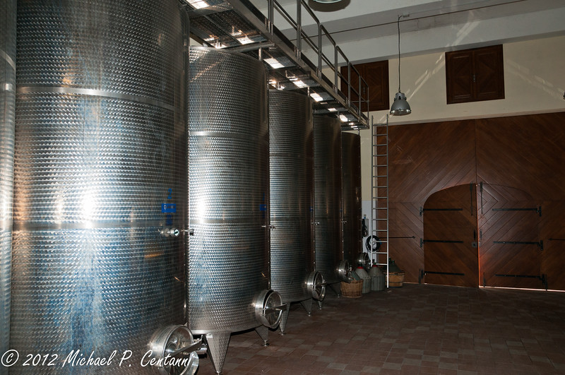 Wine Cellars of La Torricella