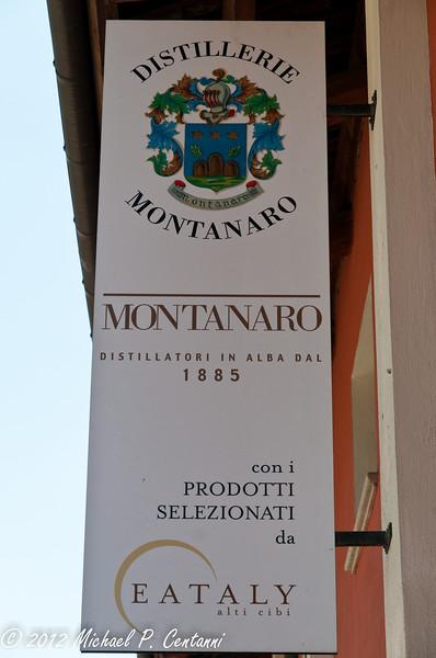 Monatanaro Grappa distillery