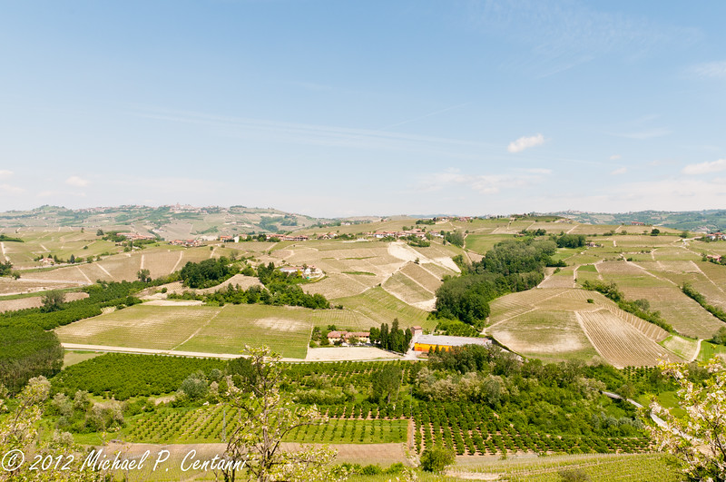 Land around Vietti