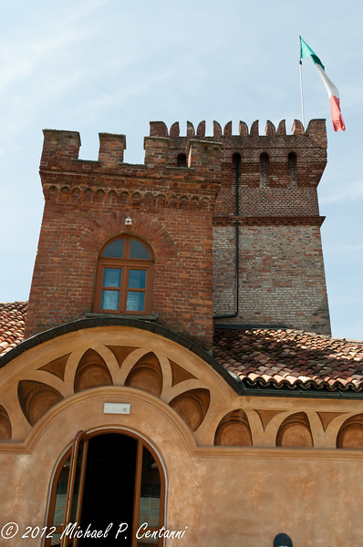 Castello Falletti and the Barolo Museum