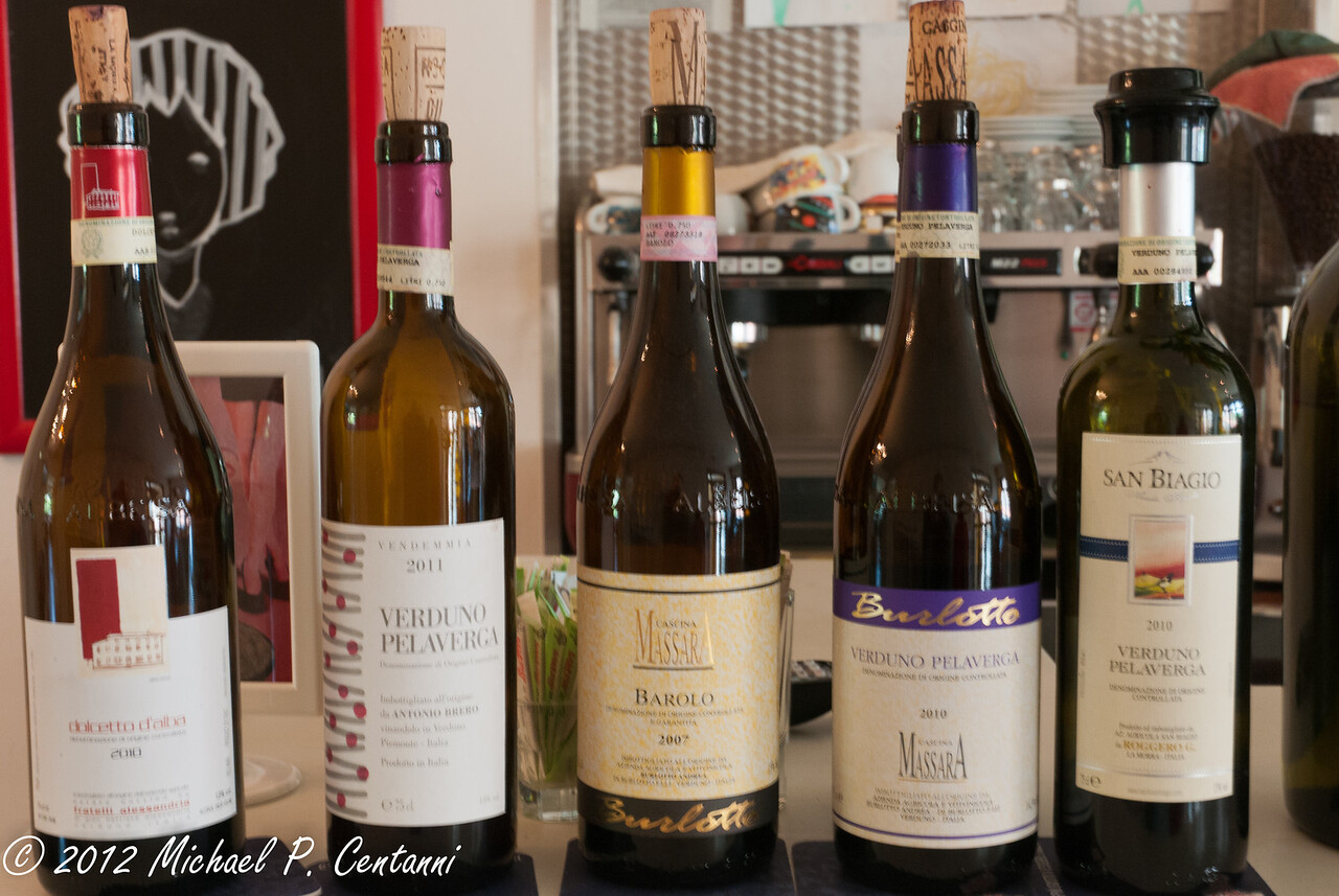 The wines of Verduno