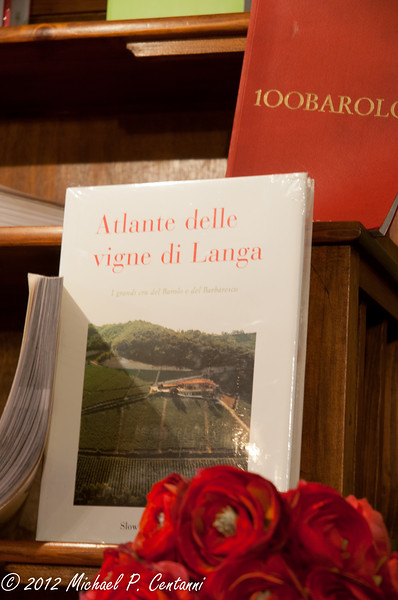 Langhe Wine Atlas - inside the Barolo Bar - Monforte d'Alba
