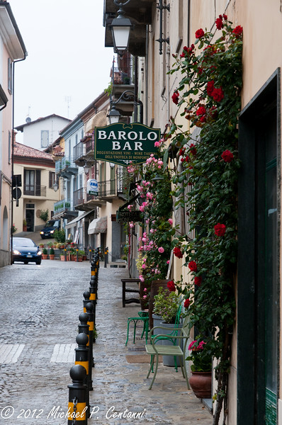 the Barolo Bar - Monforte d'Alba