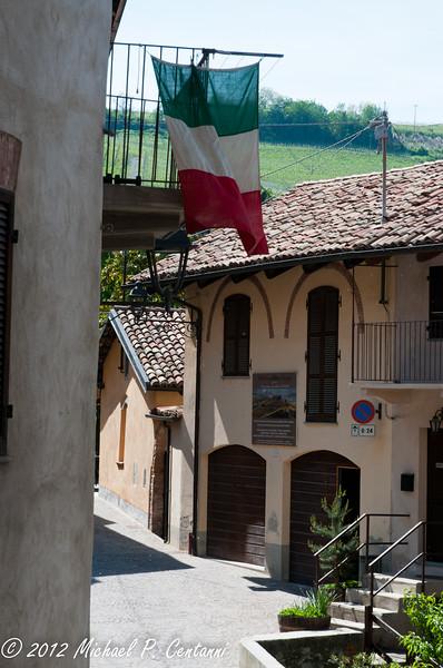 a street in Barolo