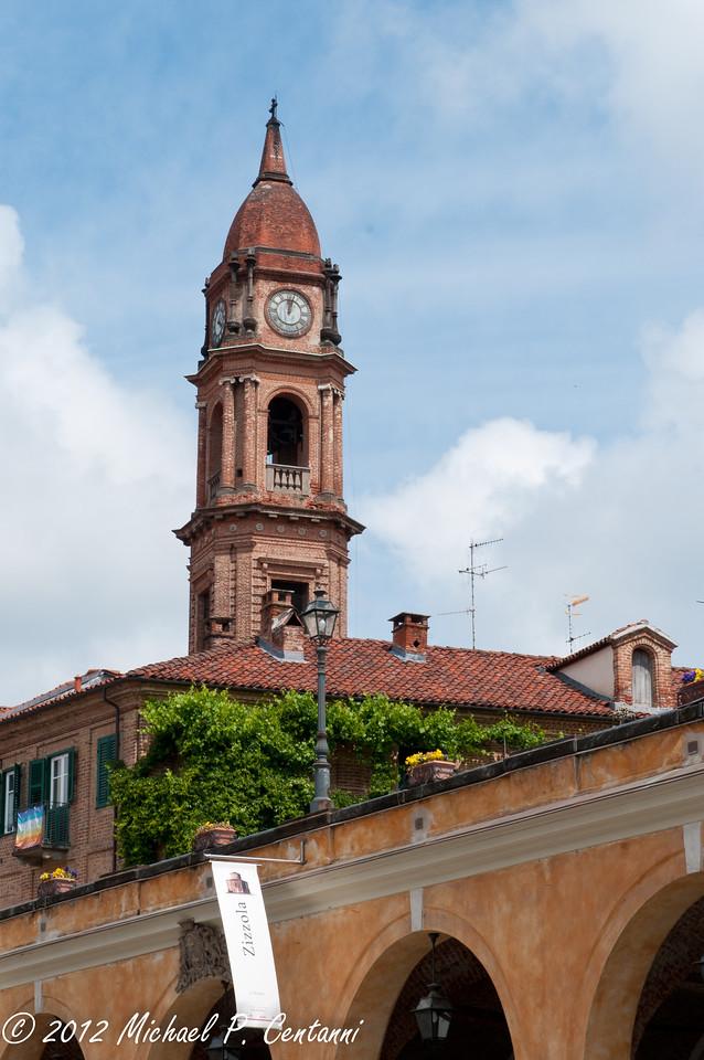 On Via Vittorio Emanuelle