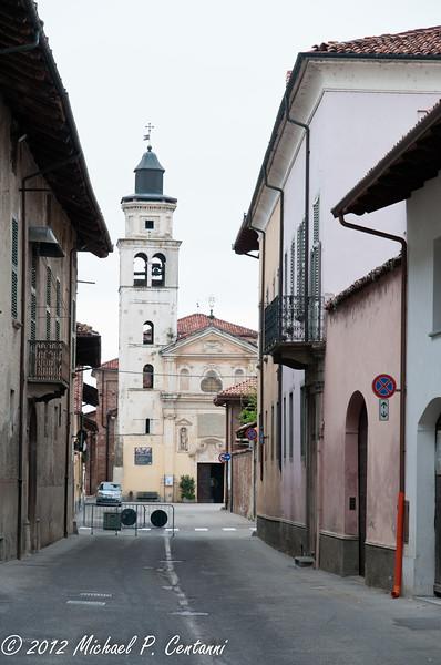 San Gregorio, Cherasco