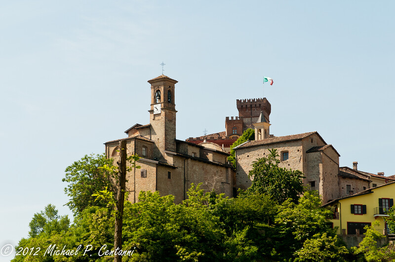 Castello Falletti in Barolo