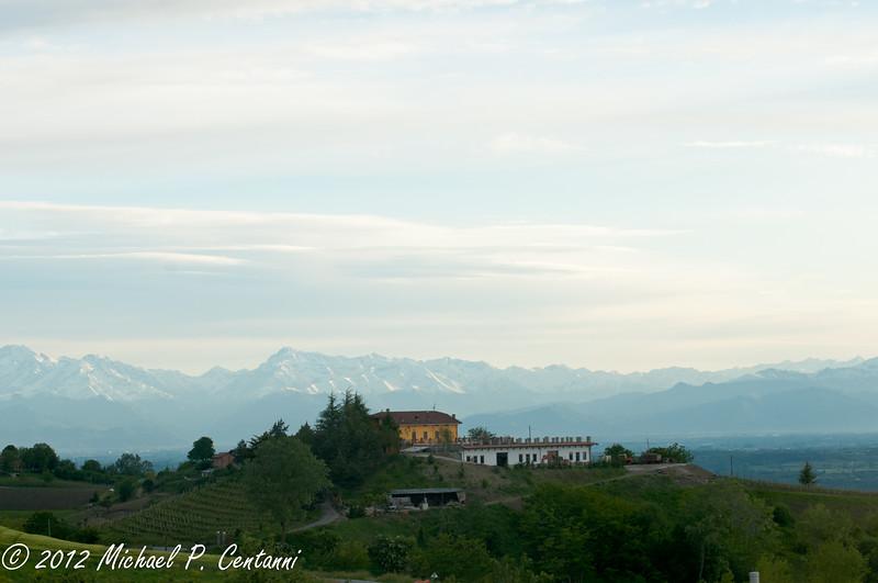 Around La Torricella, Monforte d'Alba