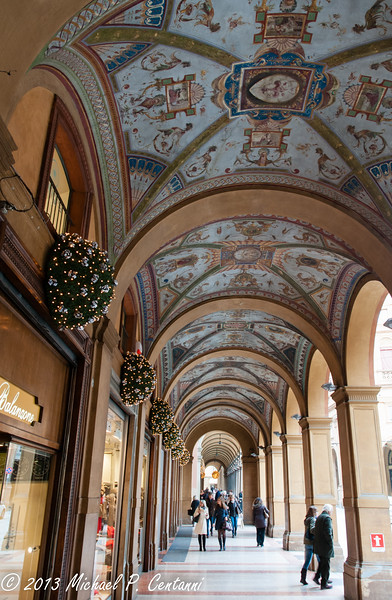 Porticos of Bologna