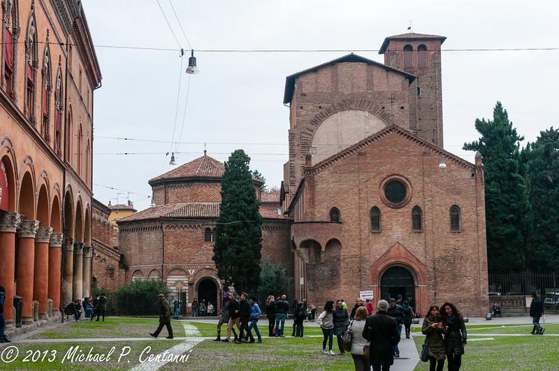 Piazza and Basilico San Stefano