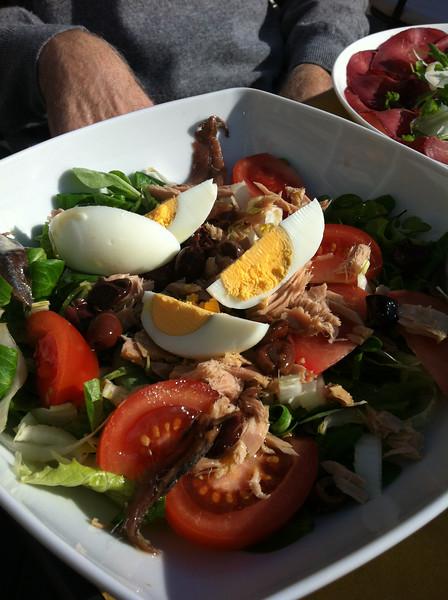 Salad Niçoise!