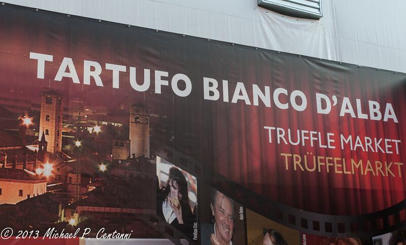 Annual White Truffle Fair in Alba