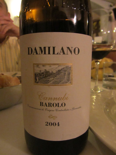 Damilano 2004 Barolo Cannubi at il Falstaff