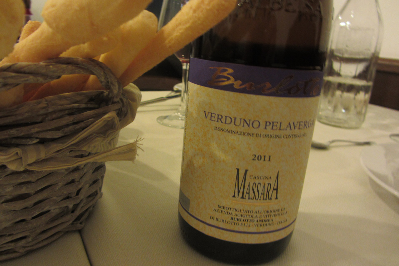 Massara Verduno Pelaverga - one of our favorites!