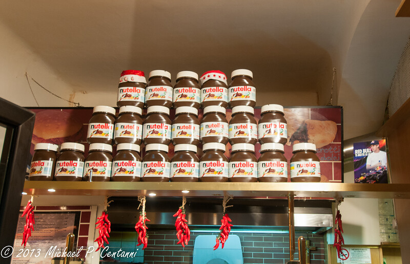 Nutella anyone?