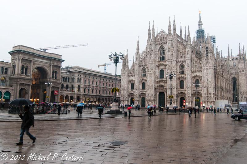 Piazza del Duomo, il Duomo