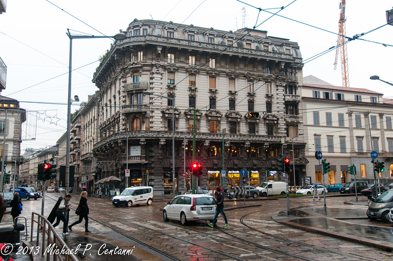 Streets of Milano